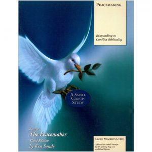 Peacemaking: Group Member's Guide-162