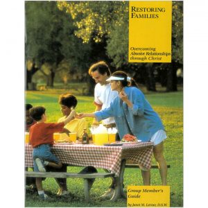 Restoring Families: Group Member's Guide-144