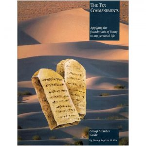 The Ten Commandments: Group Member's Guide-142